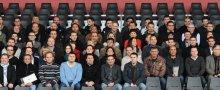 Remise des diplomes de Serfim academie au Matmut stadium