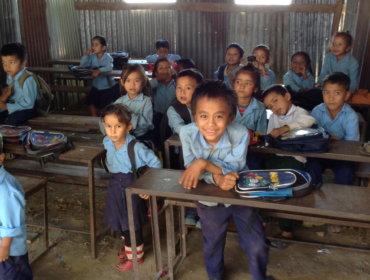 Engagement au Népal - Photo n°1