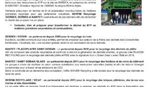 une-communique-serfim-serfim-recyclage-confirme-son-leadership-en-organisant-la-premiere-journee-technique-ressources-du-btp