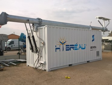 HYBRÉAU® : des énergies renouvelables au service de la dépollution - Photo n°1