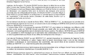 une-communique-serfim-christophe-dumat-nouveau-directeur-regional-idf-de-serfim-t-i-c
